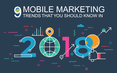 9 Mobile Marketing Trends That You Should Know in 2018