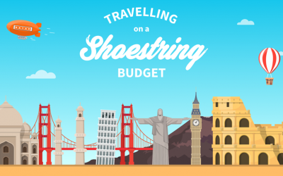 How To Travel On A Shoe String Budget