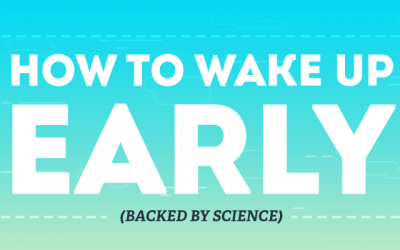 How to Wake Up Early (Backed by Science)