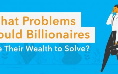 What Problems Can Billionaires Solve?