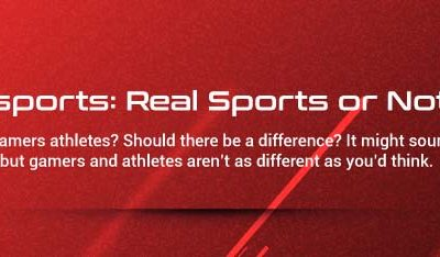 Esports : Real Sports or Not