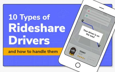 10 Types of Rideshare Drivers and How to Handle Them