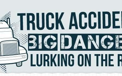 Truck Accidents: Big Dangers Lurking on the Road