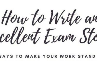 12 Steps For Excellent Exam Creative Writing