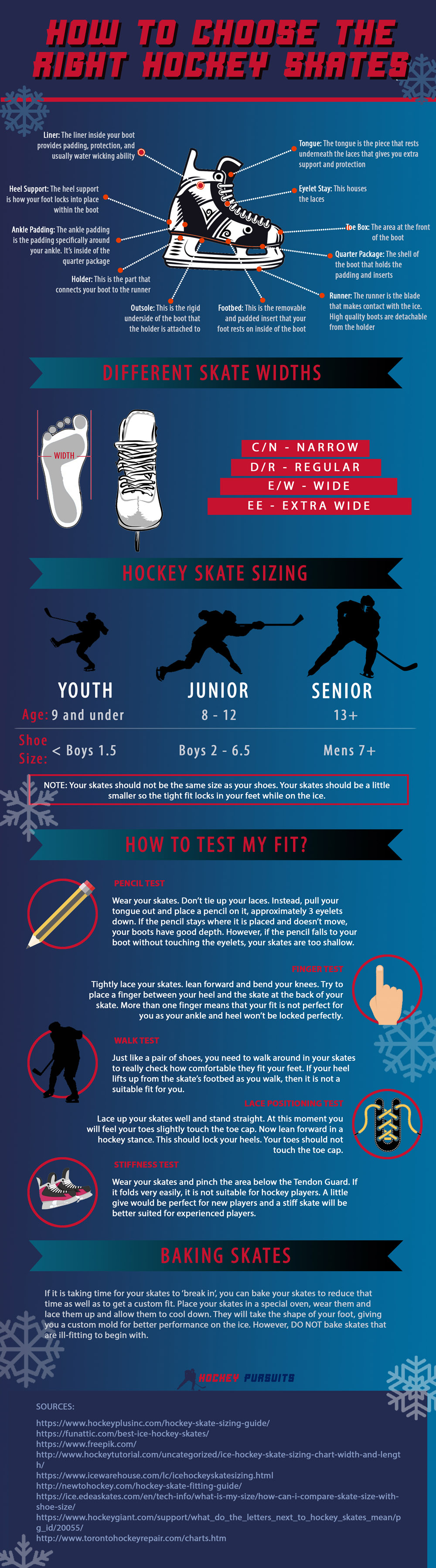 How To Choose Ice Hockey Skates