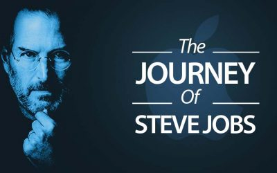 The Journey of Steve Jobs
