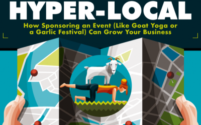Going Hyper Local: How Sponsoring An Event Can Grow Your Business