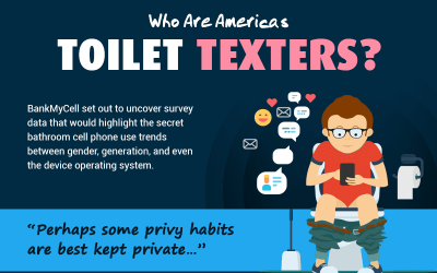 Who Are America's Toilet Texters?