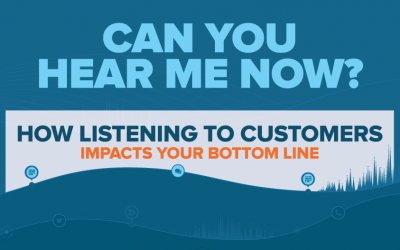 Can You Hear Me Now? How Listening To Your Customers Impacts Your Bottom Line