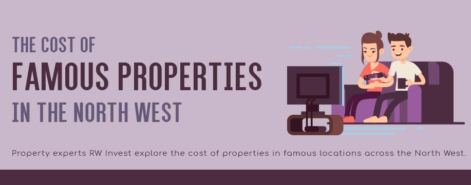 The Cost of Famous North West Properties
