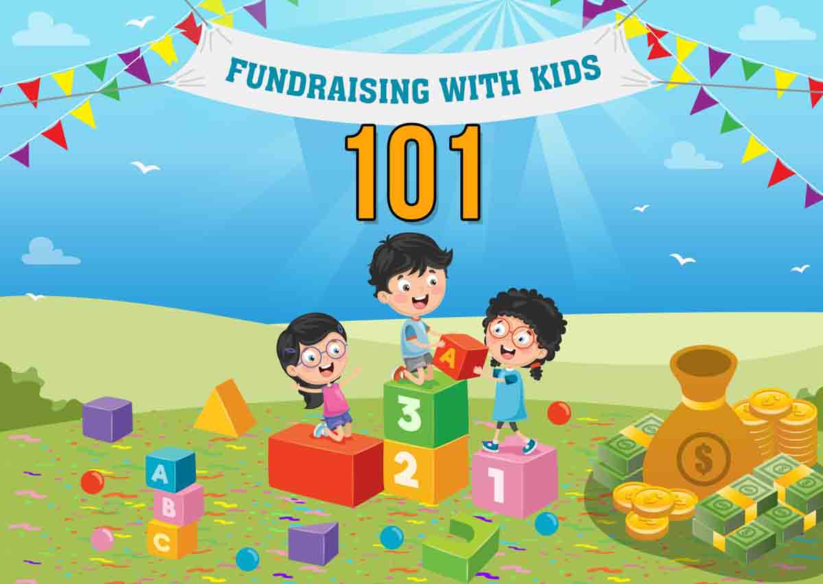 Fundraising With Kids 101
