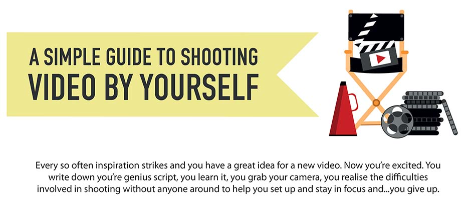 A Simple Guide to Shooting Video by Yourself