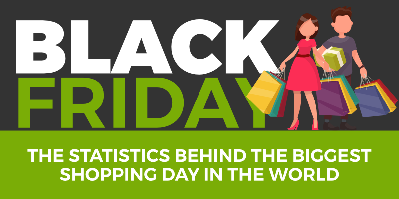 Black Friday: Statistics Behind the Biggest Shopping Day in the World