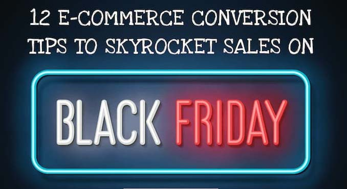 12 Ways to Beat Competition on Black Friday
