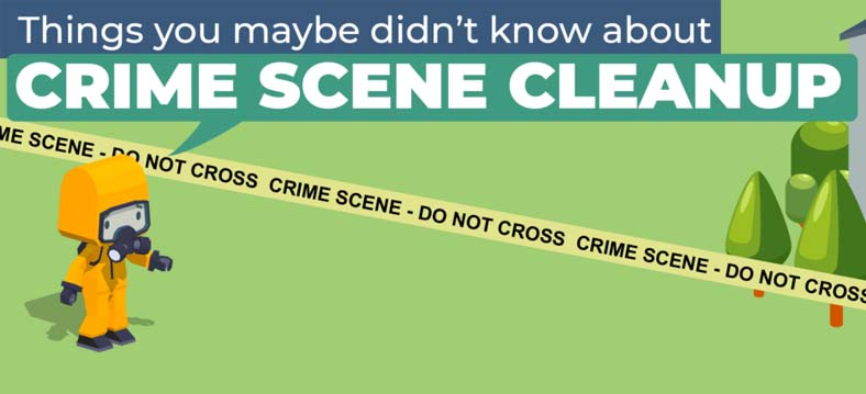 Things You Didn't Know About Crime Scene Cleanups