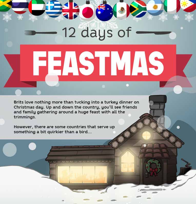 12 Days of Feastmas
