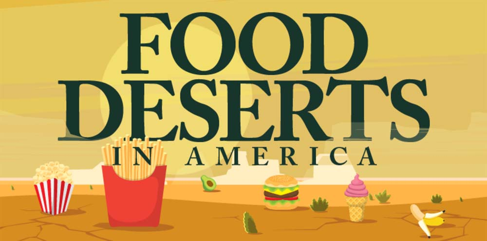 Food Deserts in America