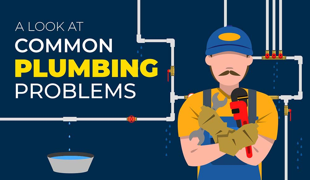 A Look at Common Plumbing Problems