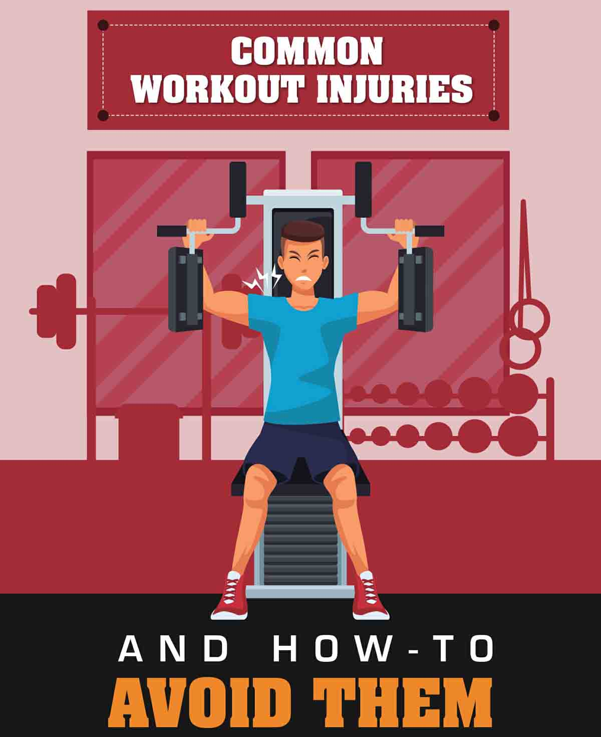 Common Workout Injuries and How-To Avoid Them