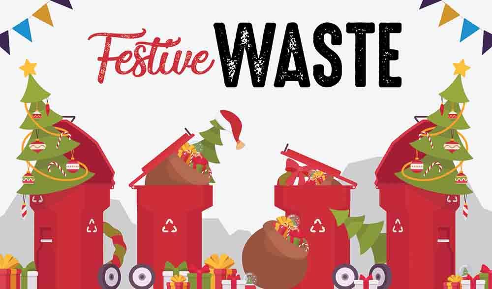 UK Festive Waste