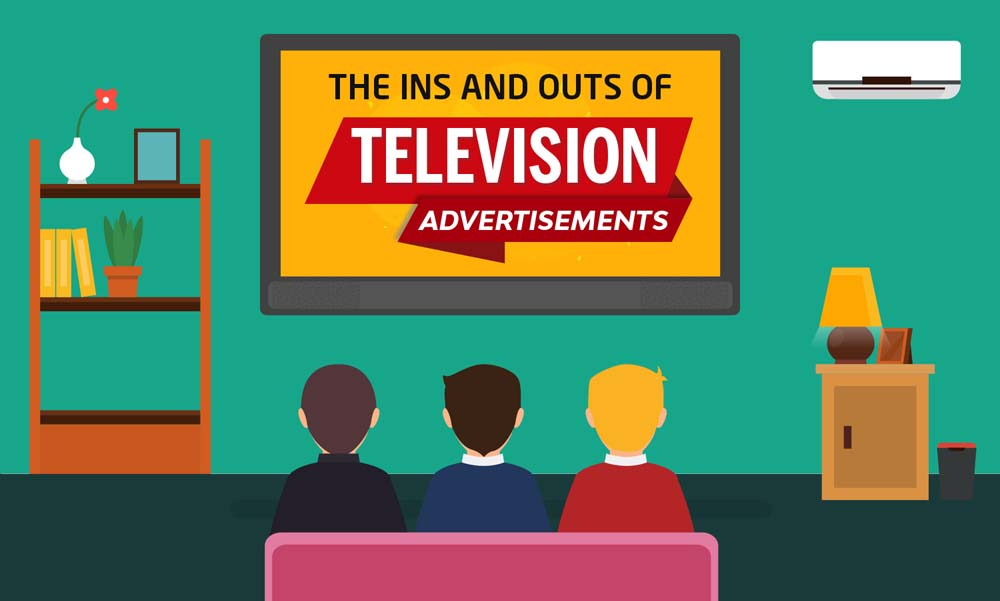 The Ins and Outs of Television Advertisements