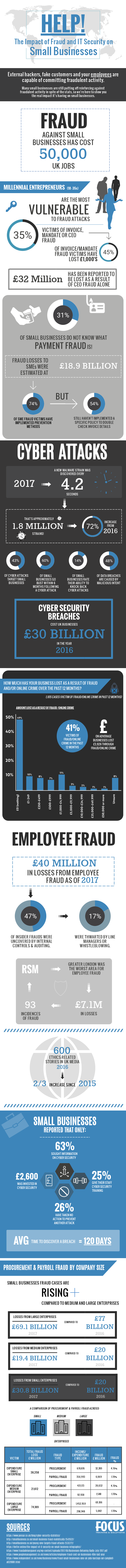 The Impact of Fraud and IT Security on Small Businesses