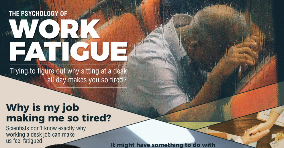 The Psychology Of Work Fatigue