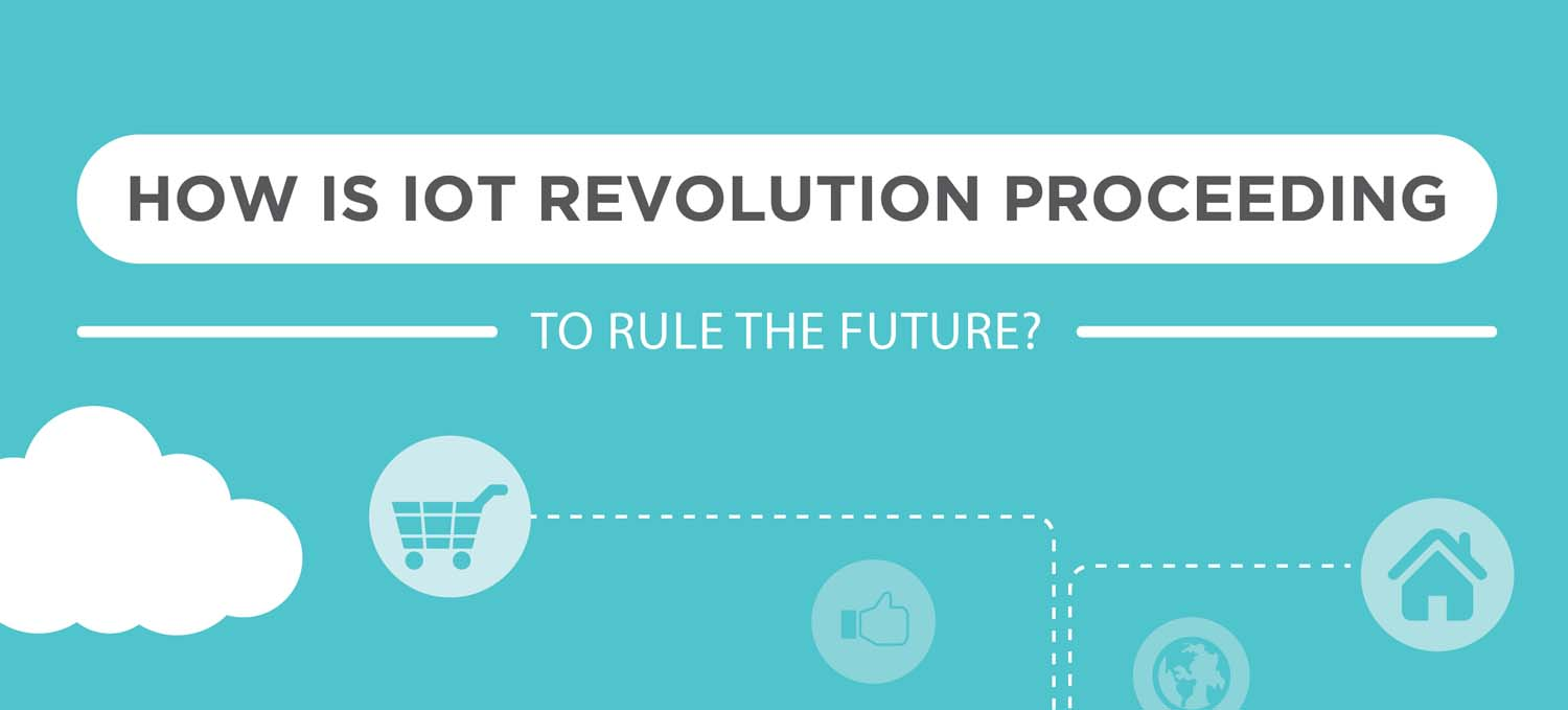 How is the IoT Revolution Proceeding to Rule the Future?