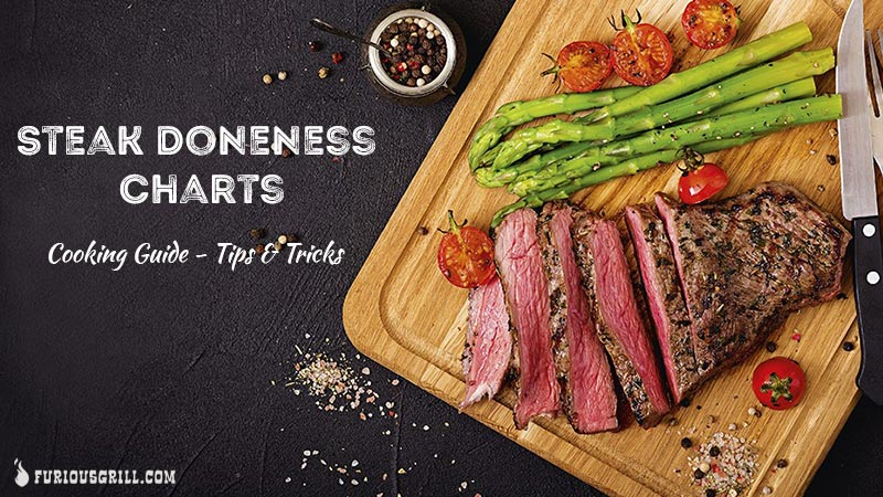 Steak Doneness Chart & Temperatures