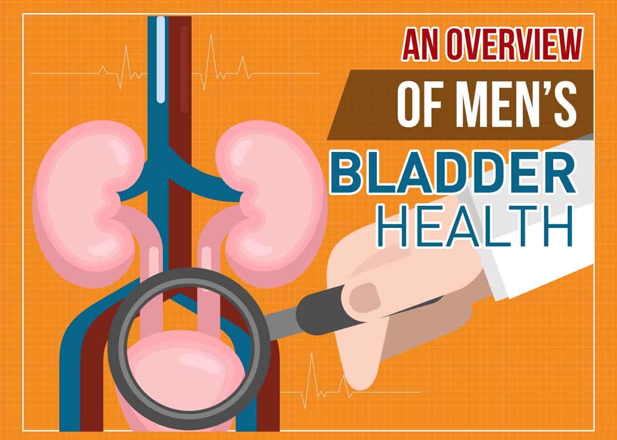 Overview of Men's Bladder Health