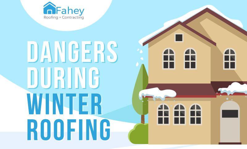 Dangers During Winter Roofing