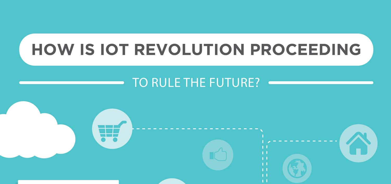 How is IOT Revolution Proceeding to Rule the Future?