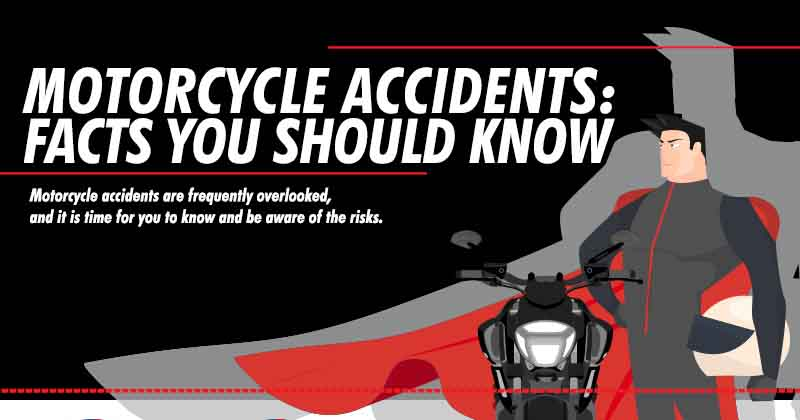 Motorcycle Accidents: Facts You Should Know