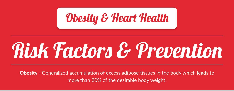 Obesity & Heart Health: Risk Factors & Prevention