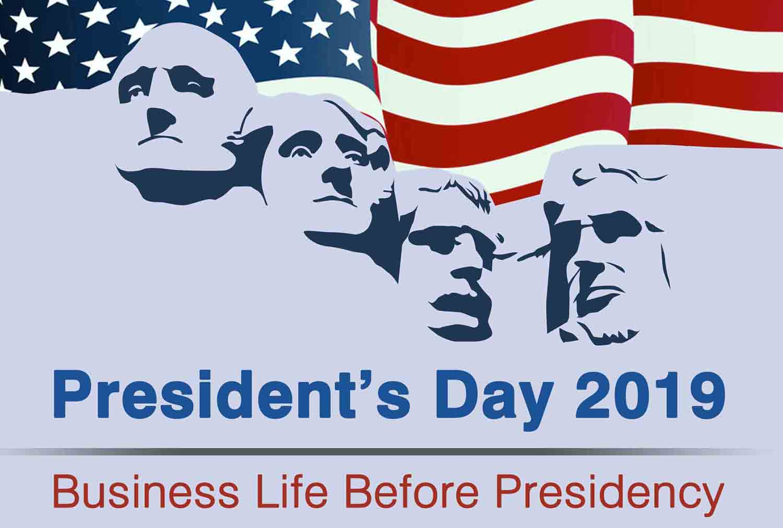 Business Life Before U.S. Presidency