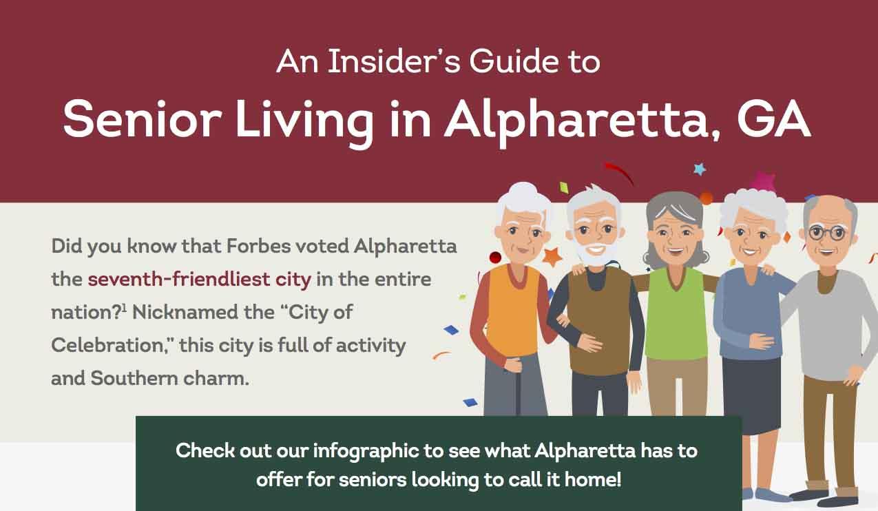 An Insider's Guide to Senior Living in Alpharetta, GA