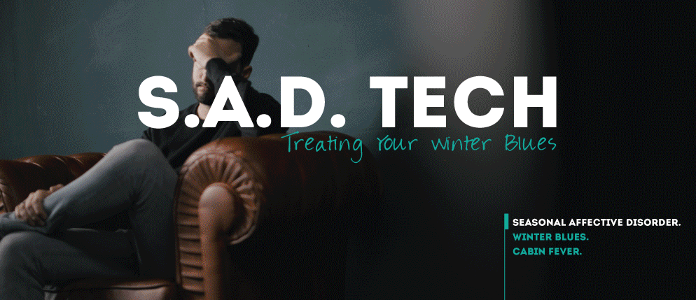 S.A.D. Tech – Treating Your Winter Blues
