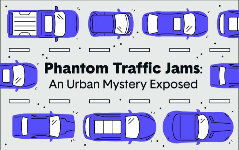 Phantom Traffic Jams: An Urban Mystery Exposed