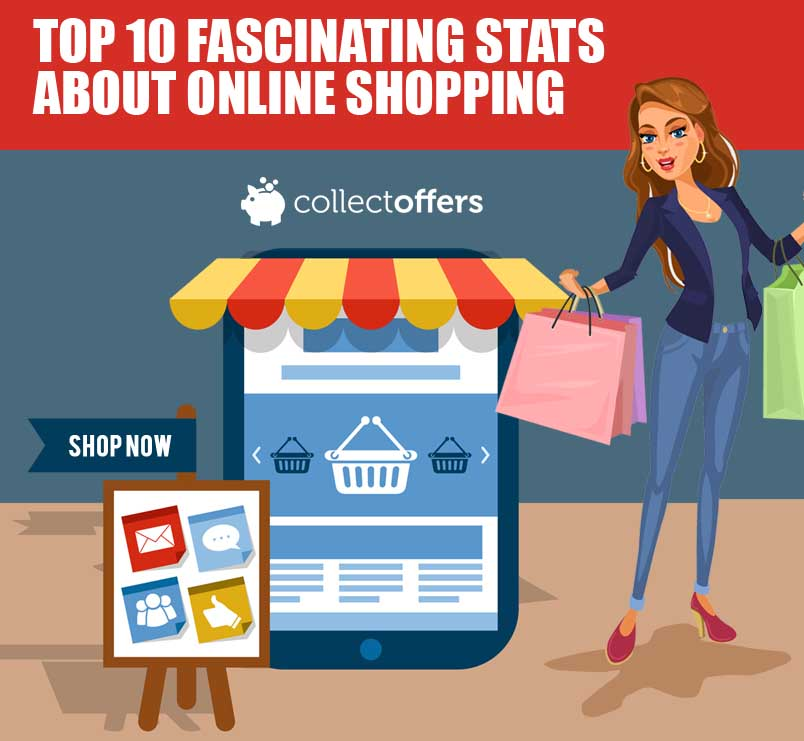 Top 10 Fascinating Stats About Online Shopping