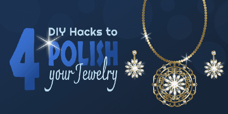 Jewelry Polishing DIY Hacks
