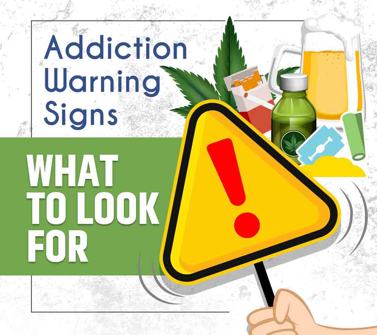 Addiction Warning Signs: What to Look For