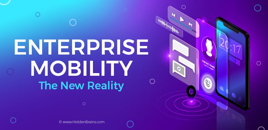 Enterprise Mobility and its Benefits