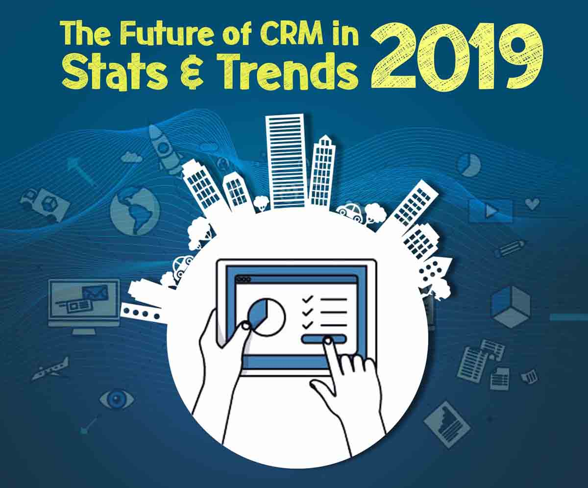 The Future of CRM in 2019: Stats & Trends