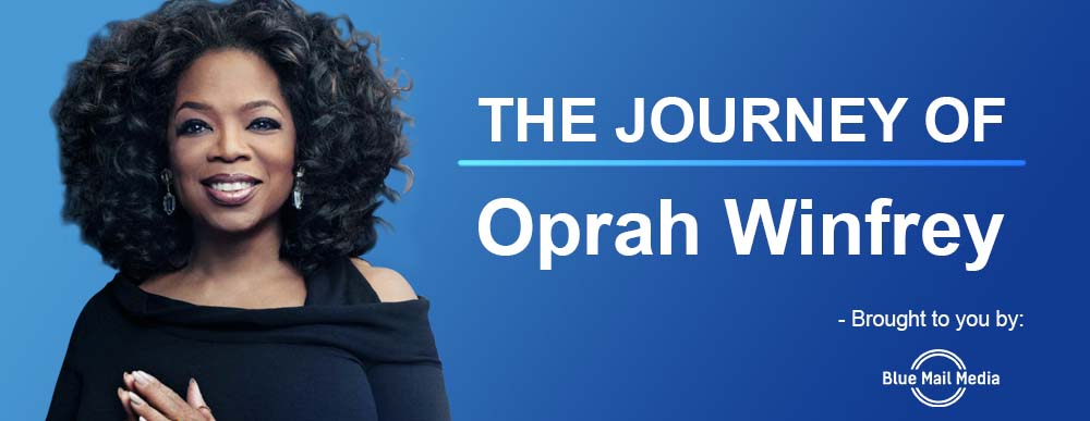The Journey of Oprah Winfrey