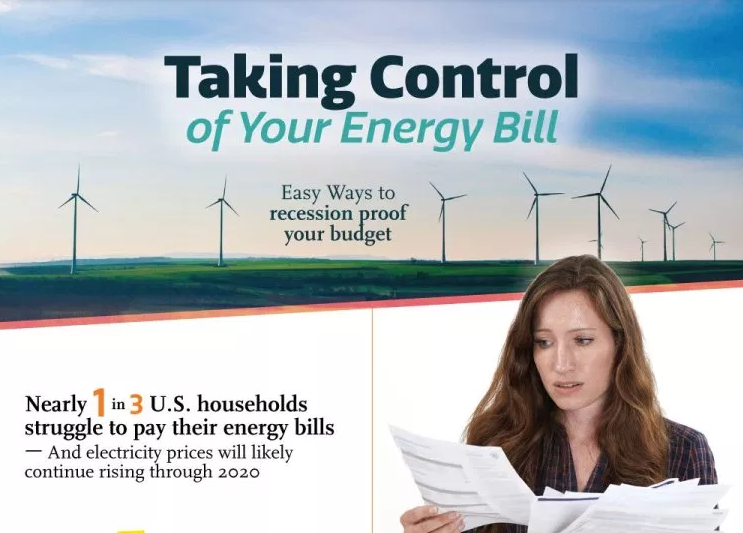 Taking Control Of Your Energy Bill