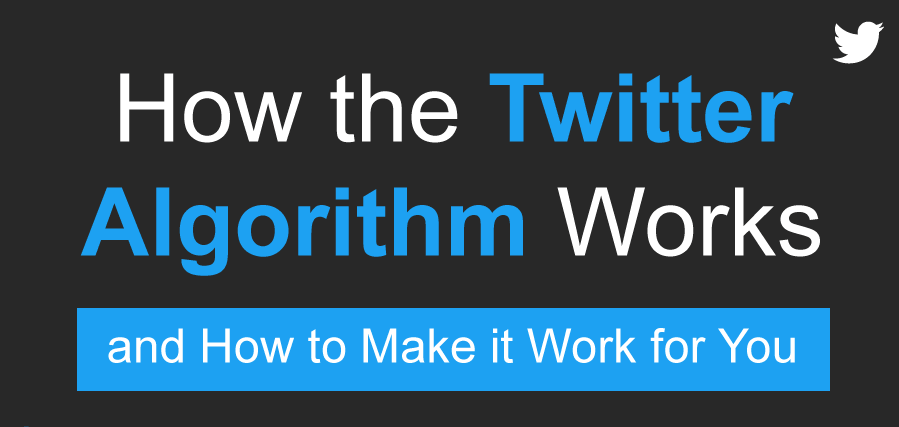 The Twitter Algorithm: Make it Work for Your Business