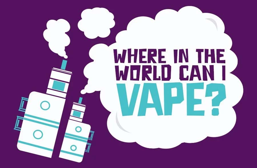 A Vape Travelers Guide to International Vaping Laws