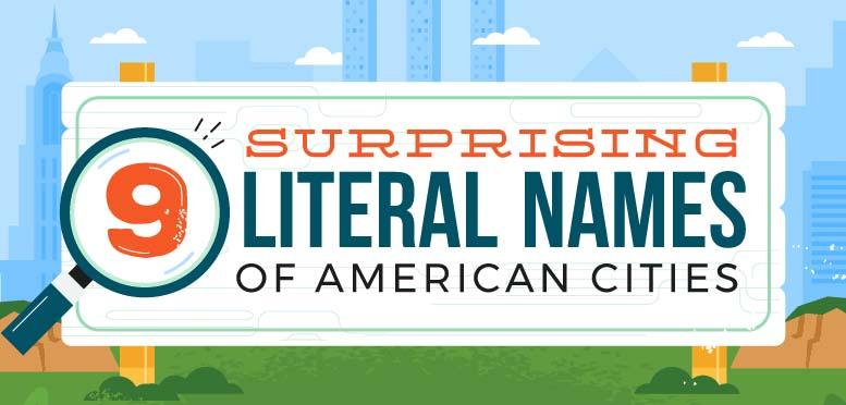 9 Surprising Literal Names of U.S. Cities