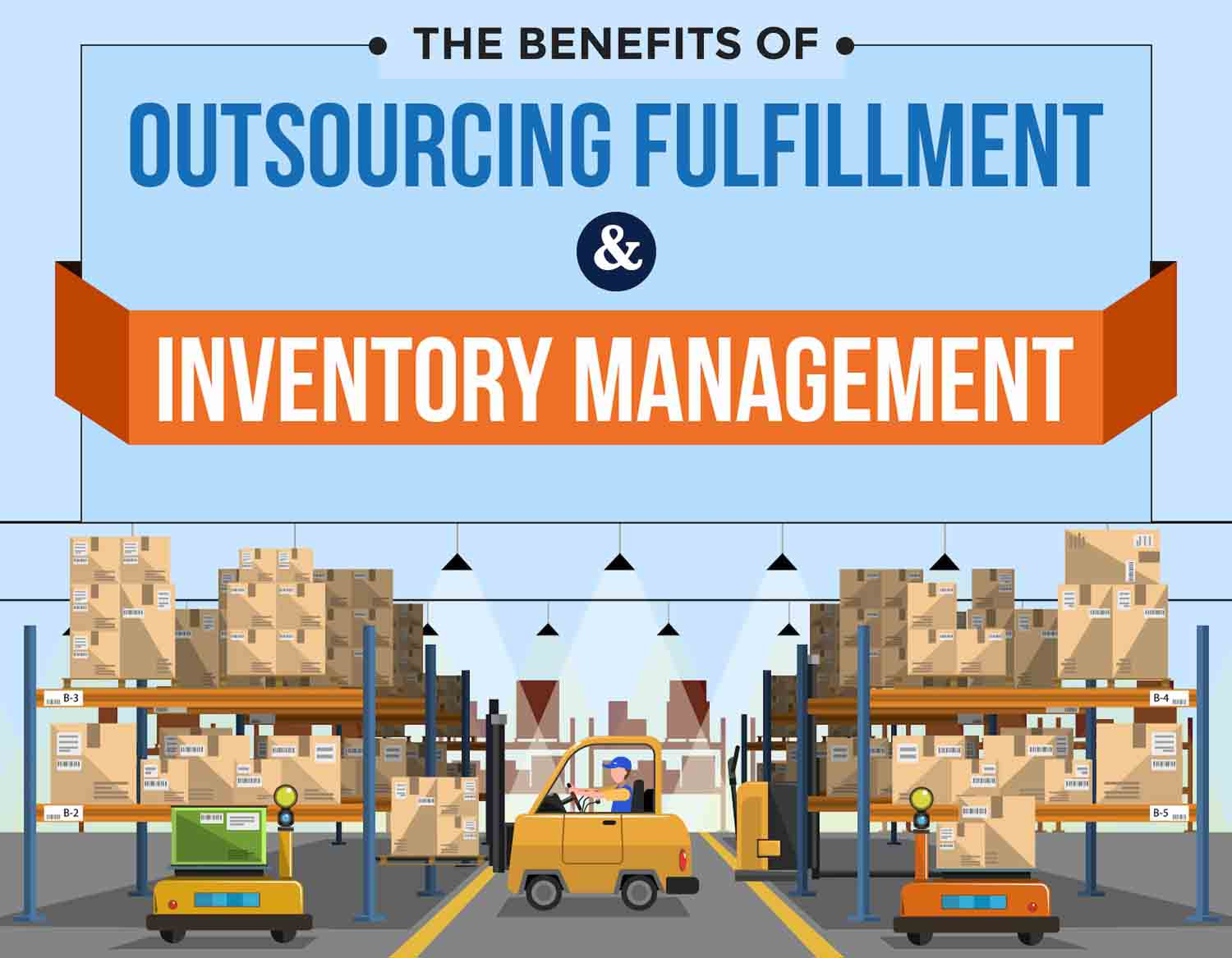 The Benefits of Outsourcing Fulfillment