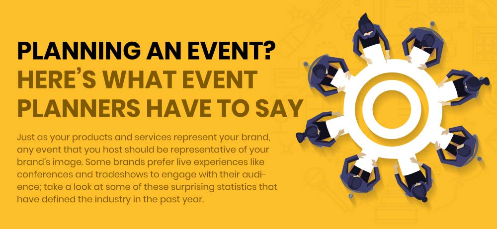 Planning An Event? Here's What Event Planners Have to Say